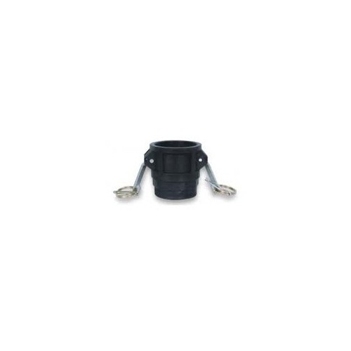 Poly Camlock Adaptors to Female Type D