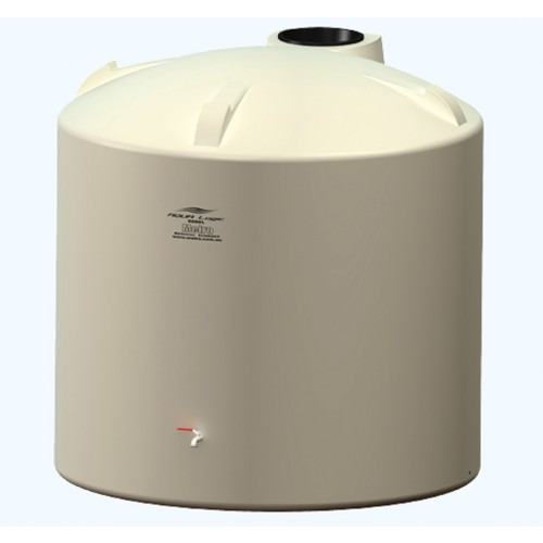 Melro 5500 Litre Round Rainwater Tank