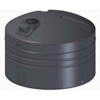 Tankmasta 5200L Round Rainwater Tank
