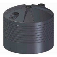 Tankmasta 25000L Round Rainwater Tank