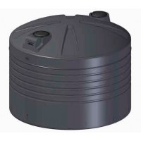 Tankmasta 15000L Round Rainwater tank