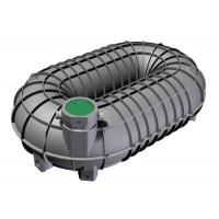 Toroid 5000L Bagel Underground Rainwater Tank