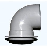 Hi-Level Tank Overflow Outlet - Flanged