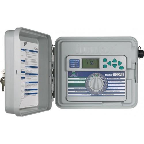 Hunter I-Core irrigation Controller  6 - 30 Station P Cab