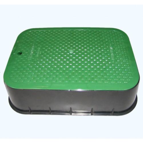 HR Jumbo Rectangular Valve Box