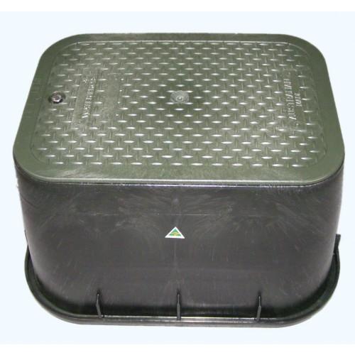Hr Valve Box Com Rect 1419-12 (deep)