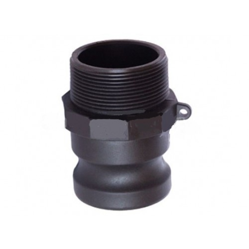 Poly Camlock Adaptors to Male Type F