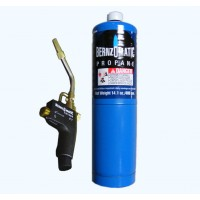 Bernzomatic Q/Fire Torch & Propane Kit