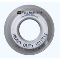 Teflon Tape 12mm x 10m White HD