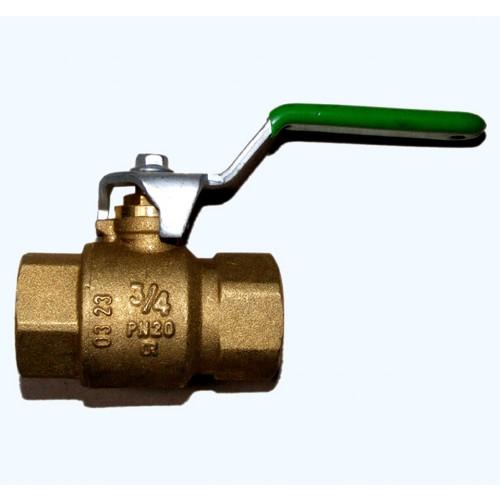 Brass Ball Valves Tested