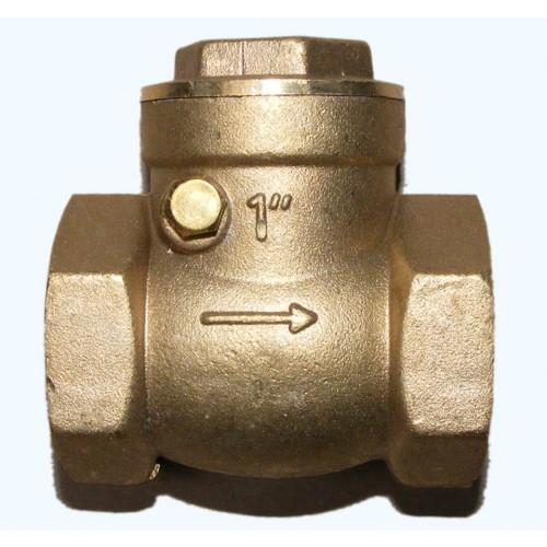 Brass Swing Check valves
