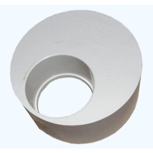 PVC Storm Water DWV Reducer 100mm x 50mm