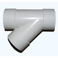 PVC Storm Water 90mm Junction (Y) 45dg