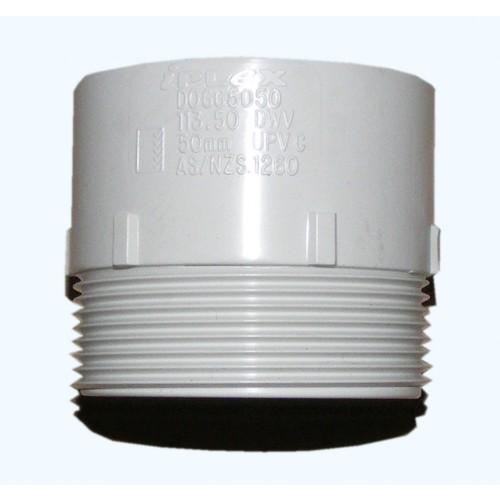 DWV Coupling 40mm x 1 1/2 MI