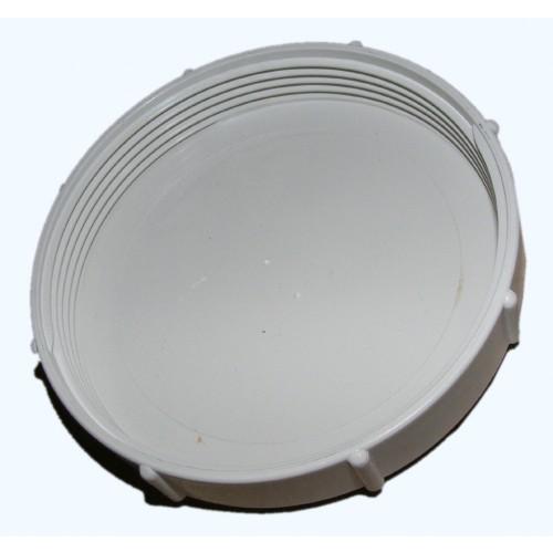 PVC Storm Water 90mm Cap (threaded)