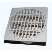 PVC Storm Water 90mm Grate