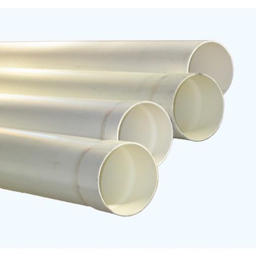 PVC DWV 100mm SN6 Pipe SWJ x 6 Metres