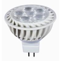 Brilliant LED 5.0W 12V Warm White MR16