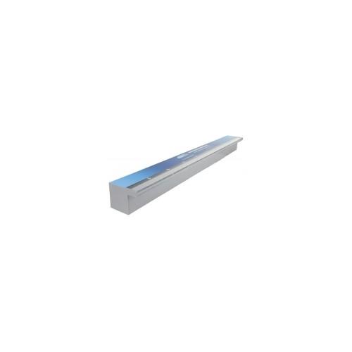 Aquaedge Acrylic Waterwall - Rear Entry 30mm Lip
