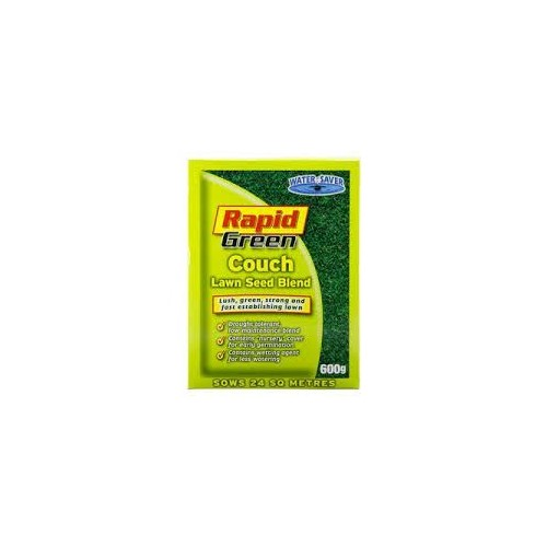 Rapid Green Couch - Lawn Seed Blend 600g