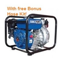 Bianco Firefighter BIA-HP15A Single with FREE Hose Kit