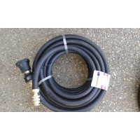 Fire Hose with Fittings