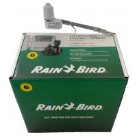 Rain Bird RZX-ESP 6 Station Controller Combo Pack, Bonus Rain Sensor