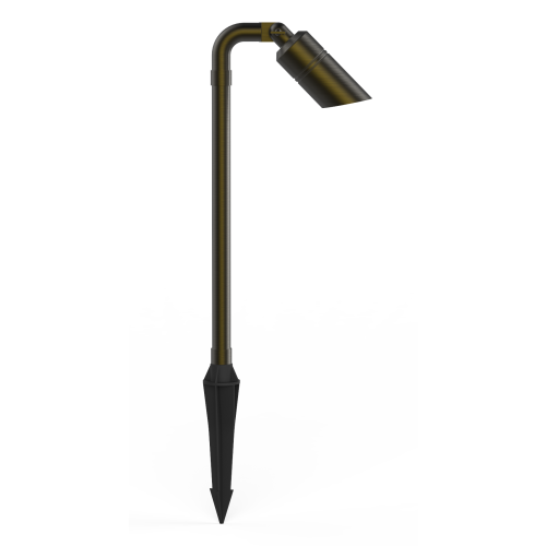 Lighting Shop In Hoppers Crossing: Best Aqualux Hydra Adjustable Spike Pathlight (454mm