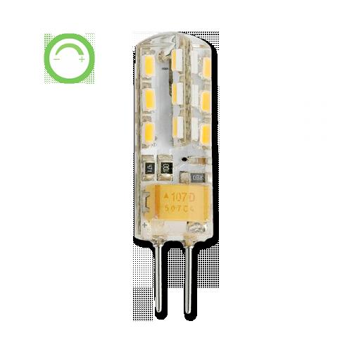 Azoogi LED 1.5 Watt Bi Pin Globe