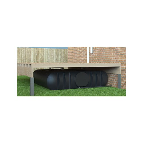 Melro 3100L Under Deck Rainwater Tank