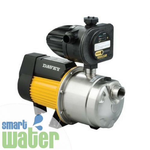 Davey: HS Pressure Pump Series with Torrium2