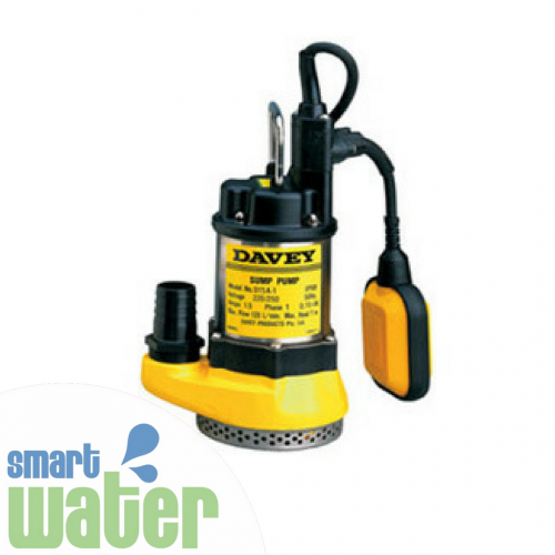 Davey: Sump Pump Series