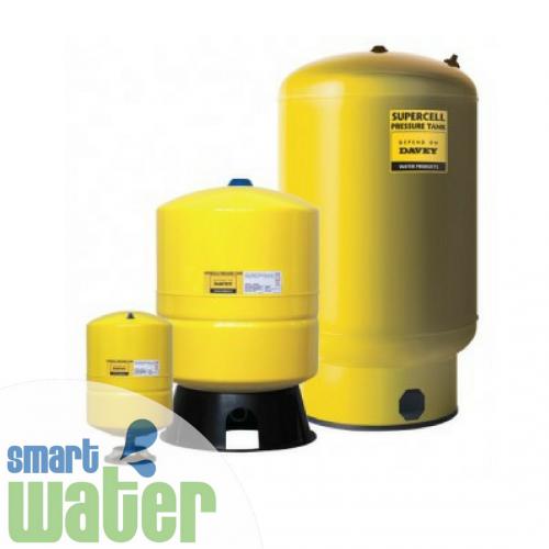 Davey: Supercell Pressure Tanks