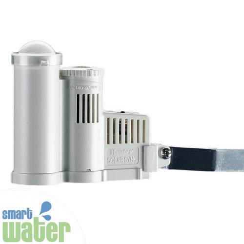 Hunter: Wired Solar Sync ET Rain Sensor