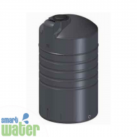 Tankmasta: Round Rainwater Tank (2000L)