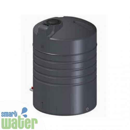Tankmasta: Round Rainwater Tank (3000L)
