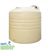 Tankmasta: Round Rainwater Tank (5000L)