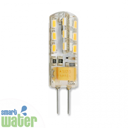 Azoogi: LED 1.5 Watt Bi-Pin Globe