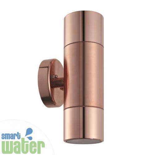 Aqualux: Copper Up & Down Spot Light