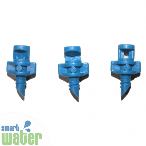 Antelco: Winged Single Piece Jets (Blue)