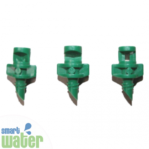 Antelco: Winged Single Piece Jets (Green)