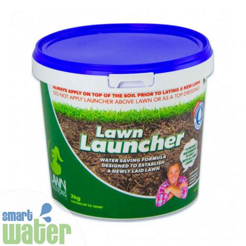 Lawn Solutions: Lawn Launcher Fertiliser