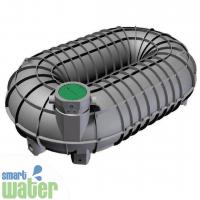 Tankmasta: Toroid Bagel Underground Water Tank (5000L)