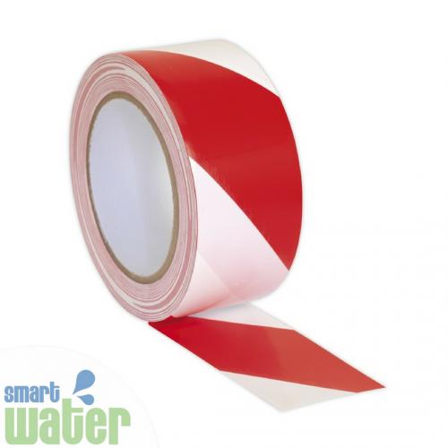 Hazard Tape (Red & White)