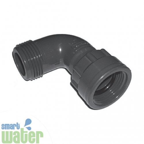 PVC Swivel Elbow (MxF)