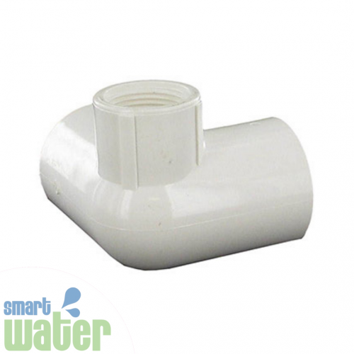 Spears PVC Side Outlet Elbow (20mm x 1/2