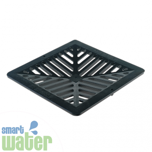 Everhard: Black Poly Storm Water Grate