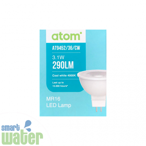 Lighting Shop In Hoppers Crossing: Best Atom MR16 LED Cool White Lamps Melbourne, Smart Water