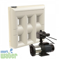 Universal Pumps MULTI-1100 and All Weather 1000L Slimline Tank