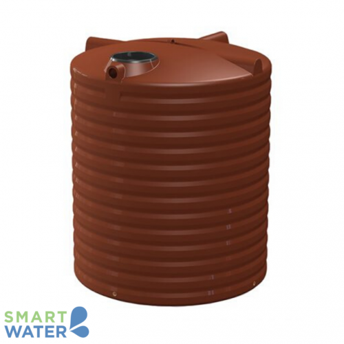 All Weather: Round Rainwater Tank (5000L)